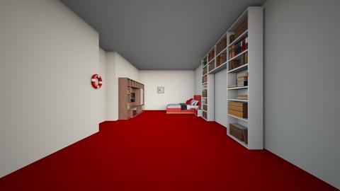dream bedroom - Bedroom  - by mohamed19432
