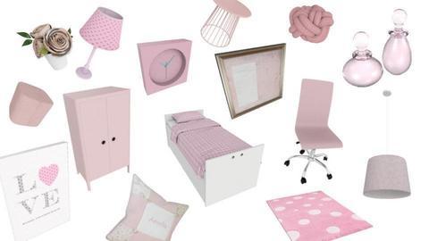 Little Girls Room - by designcat31