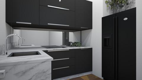 Modern pantry  - Modern - Kitchen  - by aestheticXdesigns