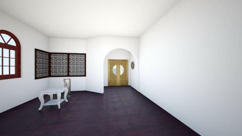 living p 2 - Living room - by Nada Eladl