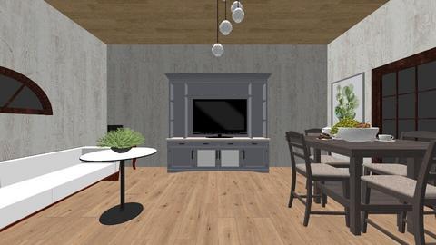 Hi - Living room  - by prasad wijesinghe
