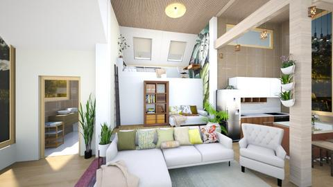 Tiny Home Contest - Modern - by Feeny