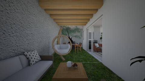 Shahaf garden 4 - Garden  - by erlichroni