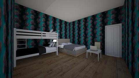bedroom - Bedroom  - by Rian deepan sahaya jerin