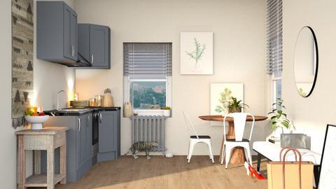 sunny morn - Kitchen - by TamarK
