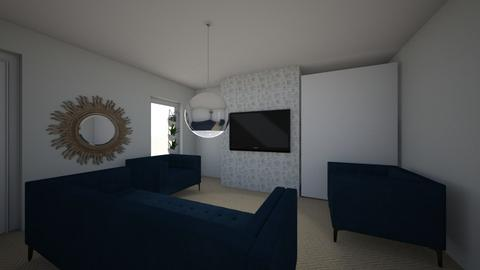 Griffiths Luxury Lounge - Living room  - by Bleachie