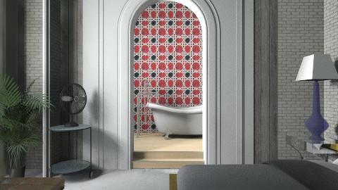 Istanbul Suite - Modern - Bedroom  - by 3rdfloor
