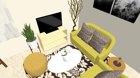layout - Minimal - Bedroom  - by bjin88