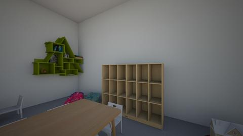 Classroom Layout - Kids room  - by caitlinpilkinton
