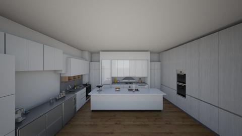 kitchen - Modern - Kitchen  - by saranda_b