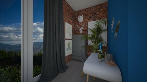 kids bedroom 2 - by elvievandenbroek