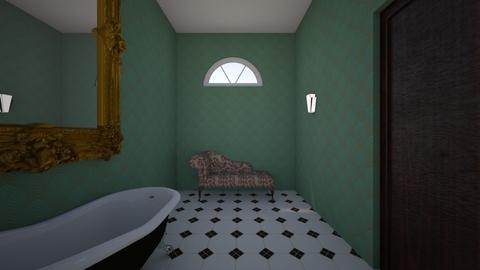 Bathroom - by lula32