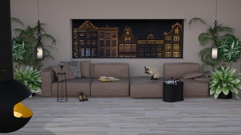 Citizen OAK - Eclectic - Living room  - by Theadora