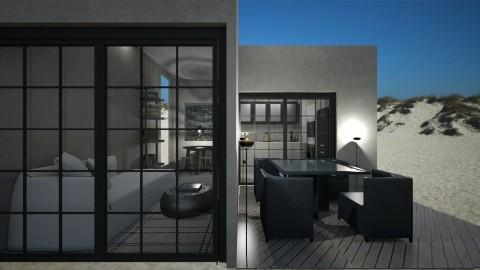 Casa109 - Modern - Garden  - by nickynunes