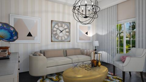 Clock Room  - Living room  - by PFrate