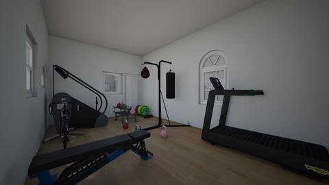 Gym - by Crocsrule2
