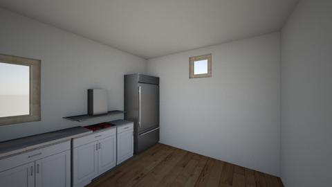 new kitchen 1 - Modern - Kitchen  - by Gundug