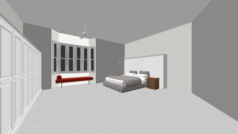 DBL Bedroom 1 - Bedroom  - by ARC2021