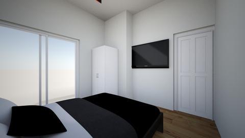 Bedroom - Modern - Bedroom  - by Dream House Bradley