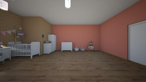 nursery bedroom - Modern - Kids room  - by bcnbcnbcn