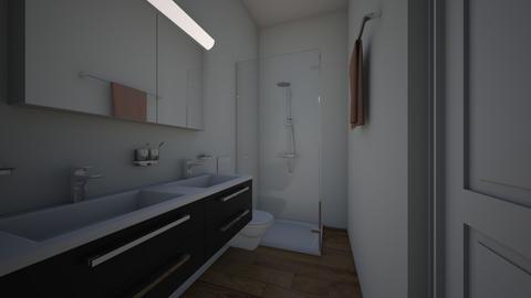 bathroom - Classic - Bathroom  - by alfiraal