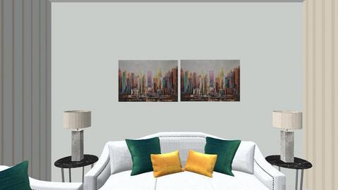 LFS Interiors  - Modern - Living room  - by michelefullick