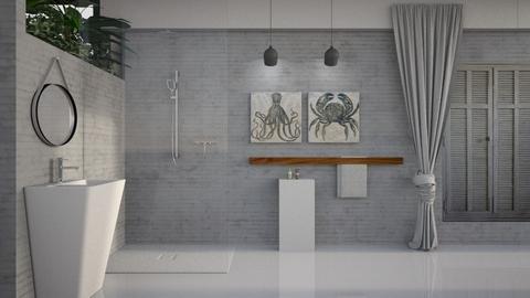 Eveline - Bathroom  - by Mum Dali