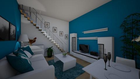 nase - Living room  - by Anet Aneta Kucharova