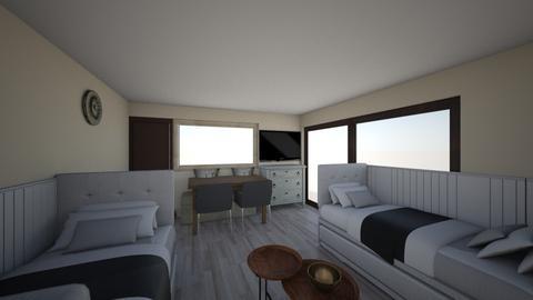 westende - Living room  - by PetraWestende