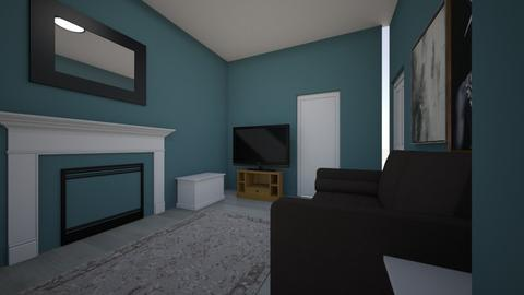 new home - Living room  - by Alex1993