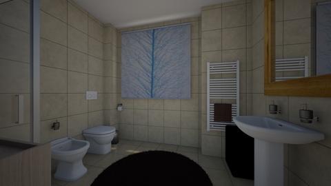 Mici - Bathroom - by laura suino