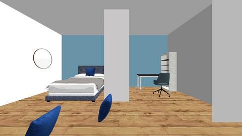 Lenka1 - Modern - Bedroom  - by roklen