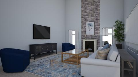 Manchester Shared - Living room  - by whoishodor