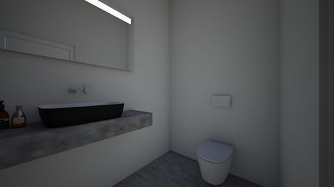 Fre toilet 2 - Bathroom  - by Carola Havermans