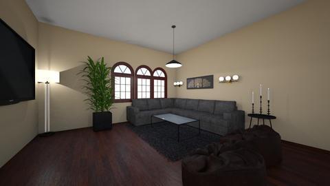 kims living room idea - Living room  - by 7087755443