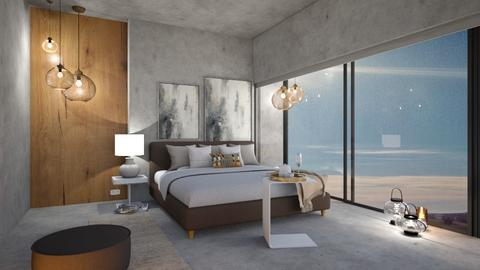 goodmorning - Bedroom  - by JJ24