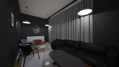 living room - Modern - Living room  - by saif_malay