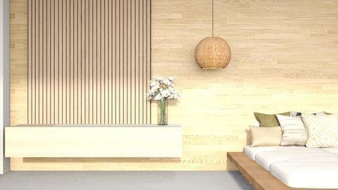 wood wall - by Swig