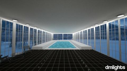 Pool room - by DMLights-user-1381324