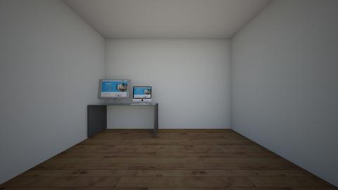 Pc Gaming Setup - by Bonzo2164