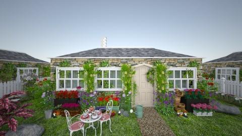 Cottage - by giulygi