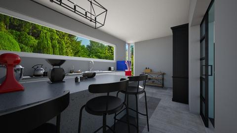 House_kitchen - Kitchen  - by Noa Jones