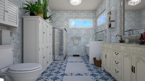 b - Bathroom  - by steker2344