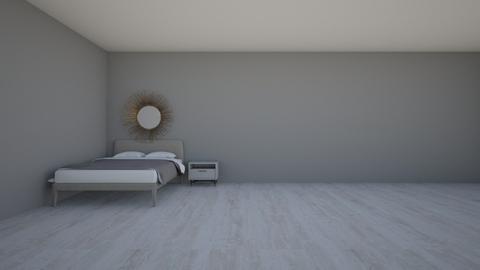 My bedroom - Bedroom  - by MiaDesigns2918