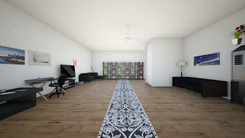 Detailed Room 2 - Bedroom - by Anonymus
