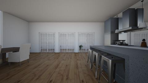 kitchen - Modern - Kitchen - by lucytummon