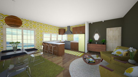 dream kitchen - Kitchen - by lysha