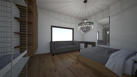 boy room 2 - Bedroom - by EmaChocholackova