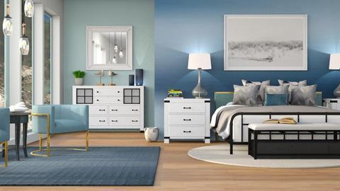 M_Olivia - Bedroom  - by milyca8