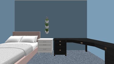 PRACTICE - Bedroom  - by Shinobukocho